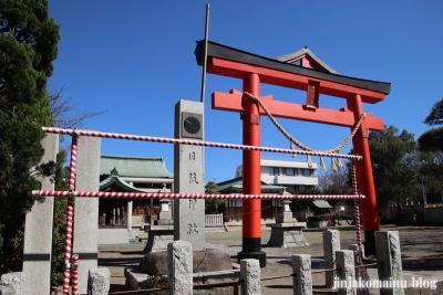 日枝神社(葛飾区東水元)1