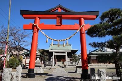 日枝神社(葛飾区東水元)3