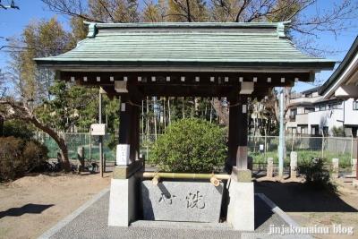 日枝神社(葛飾区東水元)6