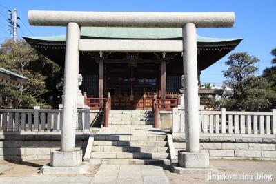 日枝神社(葛飾区東水元)7