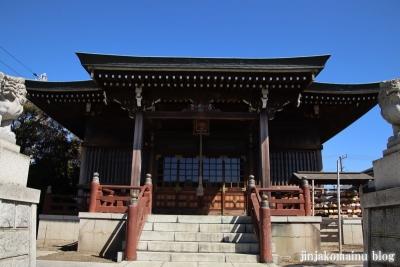 日枝神社(葛飾区東水元)11