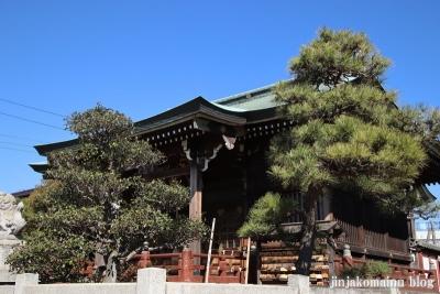 日枝神社(葛飾区東水元)12