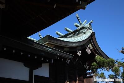 日枝神社(葛飾区東水元)13