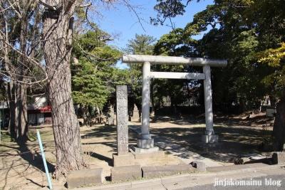 熊野神社(葛飾区東水元)1