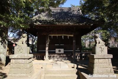 熊野神社(葛飾区東水元)7