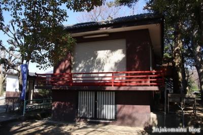 熊野神社(葛飾区東水元)12