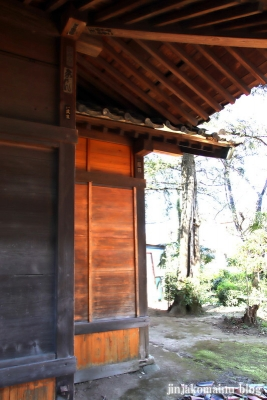 熊野神社(葛飾区東水元)11