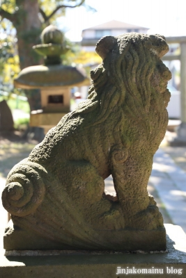 熊野神社(葛飾区東水元)15