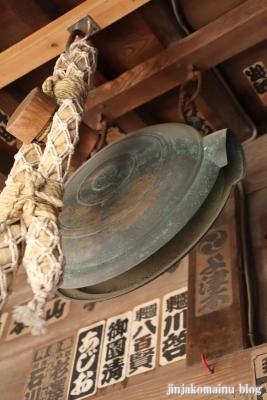 吹上天神社(三郷市戸ヶ崎)9