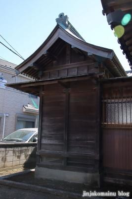 吹上天神社(三郷市戸ヶ崎)12