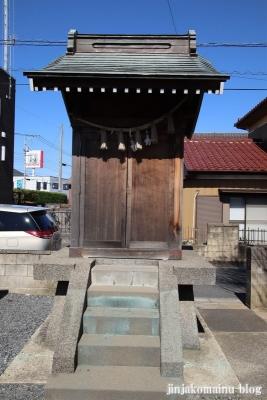 吹上天神社(三郷市戸ヶ崎)13