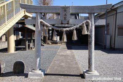 吹上天神社(三郷市戸ヶ崎)2