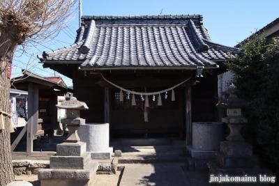 吹上天神社(三郷市戸ヶ崎)8