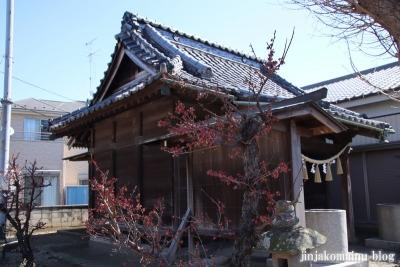 吹上天神社(三郷市戸ヶ崎)11
