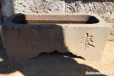 古新田稲荷神社(八潮市古新田)6