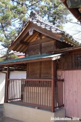 古新田稲荷神社(八潮市古新田)10