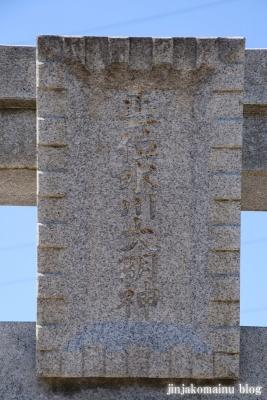 大瀬氷川神社(八潮市大瀬)3