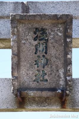 大瀬氷川神社(八潮市大瀬)11