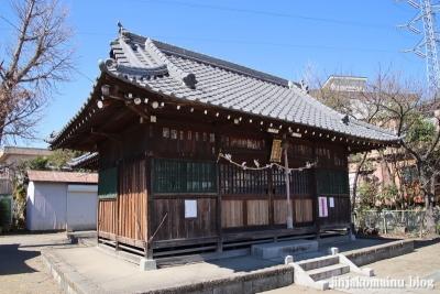 大瀬氷川神社(八潮市大瀬)7