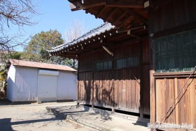 大瀬氷川神社(八潮市大瀬)8