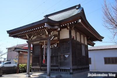 大瀬氷川神社(八潮市大瀬)13