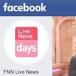 FNN Live News days - ホーム Facebook