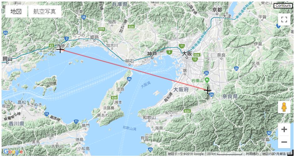 伝搬シュミレーション/MAP