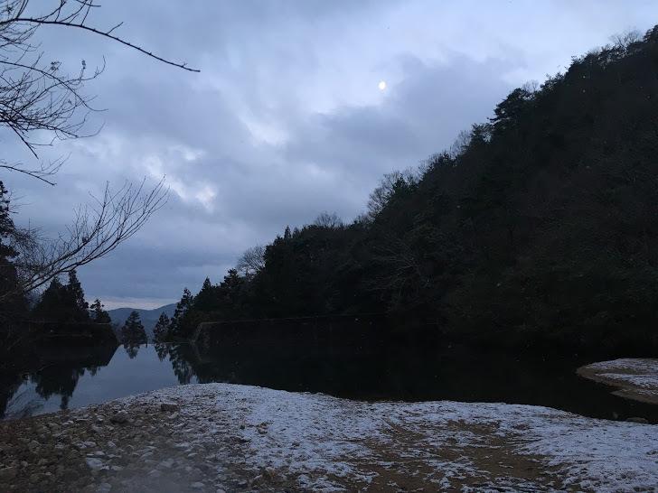 2019横尾山/ダム