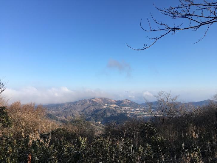 2019横尾山/いい天気