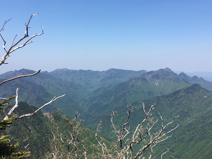 2019八経ヶ岳/大峰