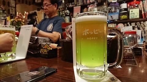 梯子酒05-03 ホッピー仙人②