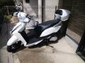 新しいバイク