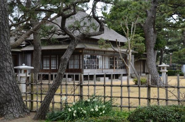 伊藤博文別邸 23