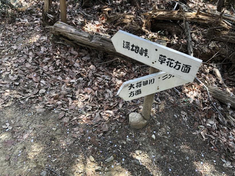 菅生尾根縦走30