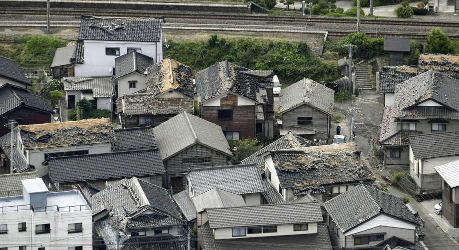 地震 海外 の