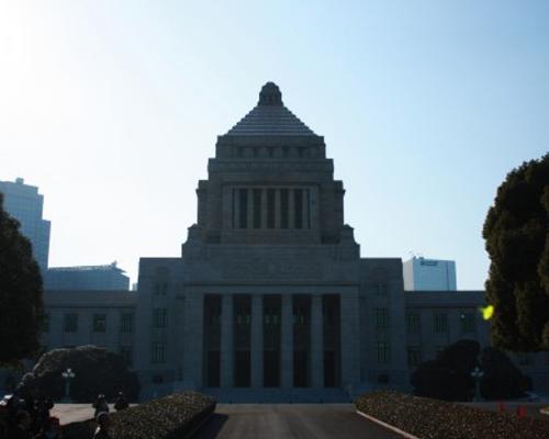 500  国会議事堂 日本