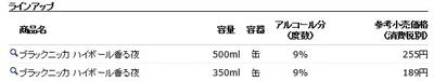 20150525_ハイボール価格表