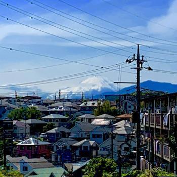 平成最後 富士山