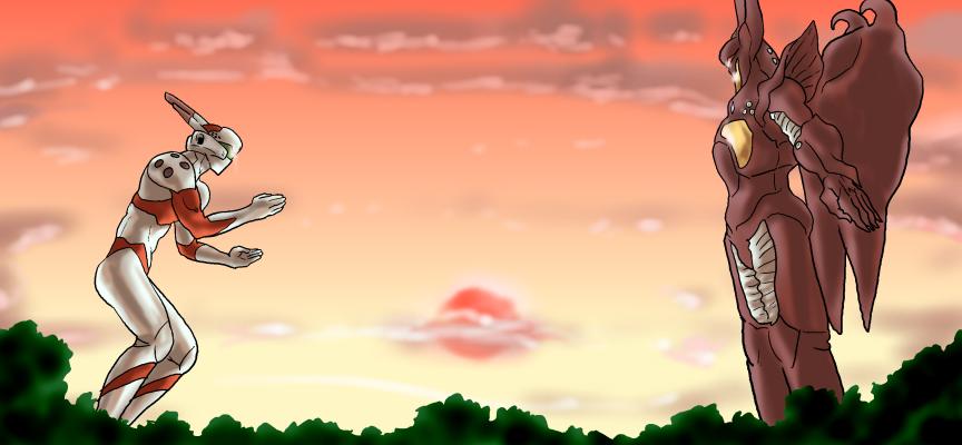 パトレイバー(vs宇宙恐竜)改