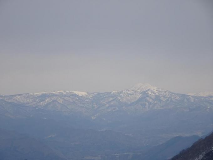 燧ヶ岳とアヤメ平