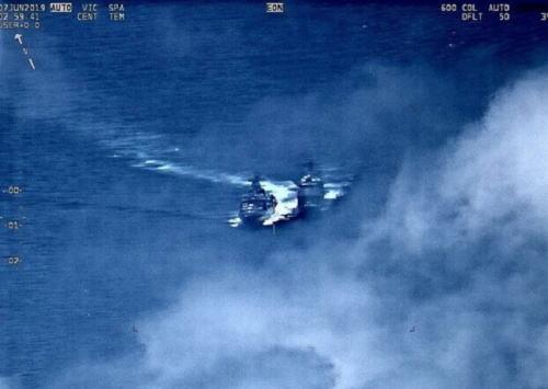 [韓国の反応]東シナ海でロシア駆逐艦と米巡洋艦があわや衝突「第三次大戦の始まりだ!」