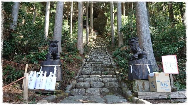 岩戸神社・参道