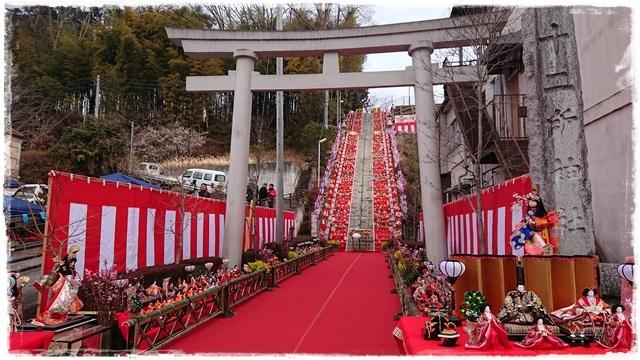 十二所神社・ひな祭り1