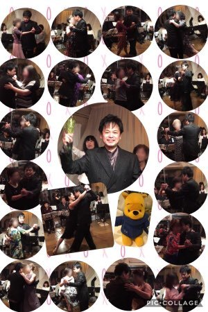 2019.4.7 Toshi's BD Live Milonga 2