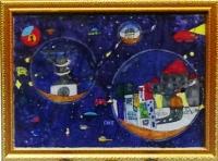 目指せルーブル!こども絵画コンクール キッズ・アトリエ生ルーブル展示作品
