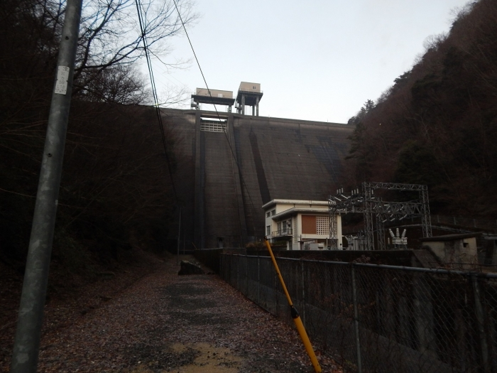 DSCN4499面河ダム