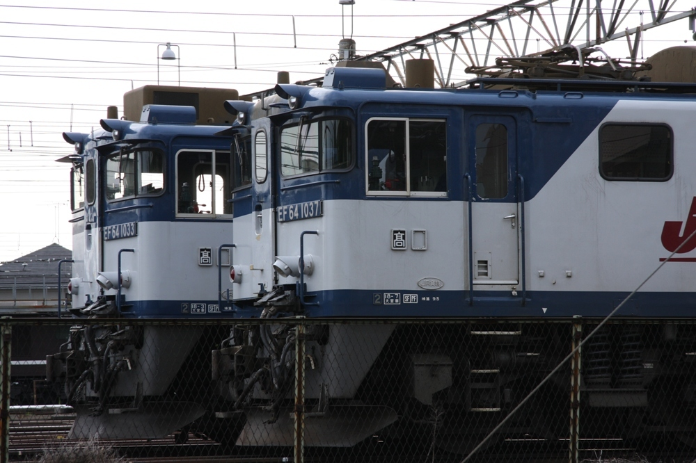 EF64 1037 EF64 1033