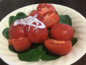 湯むきトマト