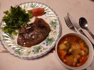 5月4日夕食
