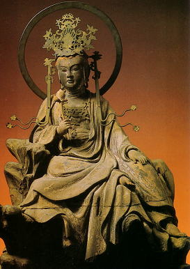 東慶寺 水月観音